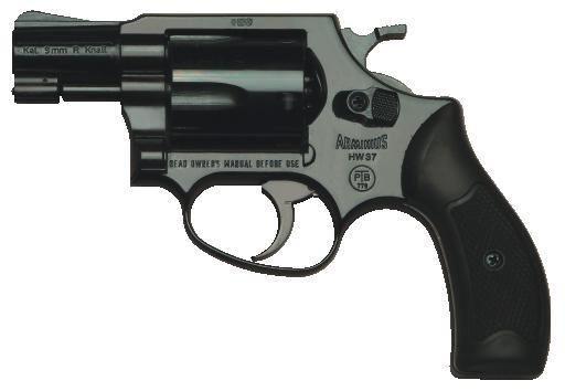 WEIHRAUCH - HW 37 9mm R.K.