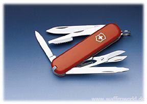 VICTORINOX - 74 EXECUTIVE  rot 10tlg