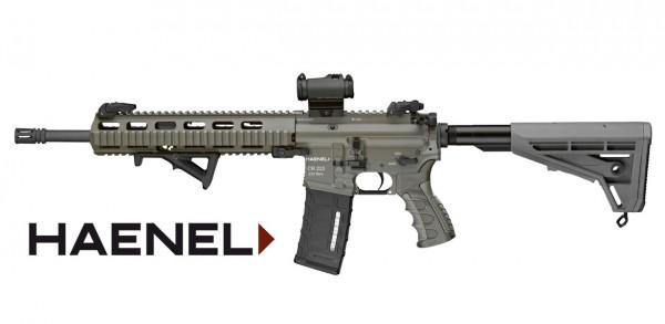 HAENEL - CR 223 16,65'' Oliv langer Handschutz .223Rem
