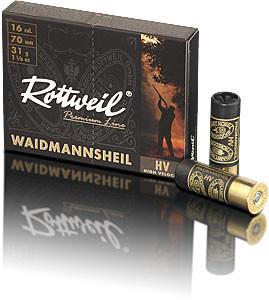 ROTTWEIL - 16/70 -3,00-5 WMH-Pl HV 31g *