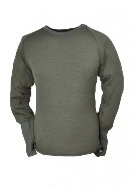THERMO FUNCTION - TS 300 Shirt Langarm grün