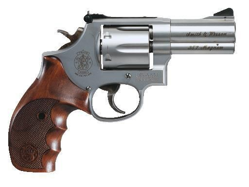 SMITH & WESSON - 686- 3'' Security Special .357Magnum