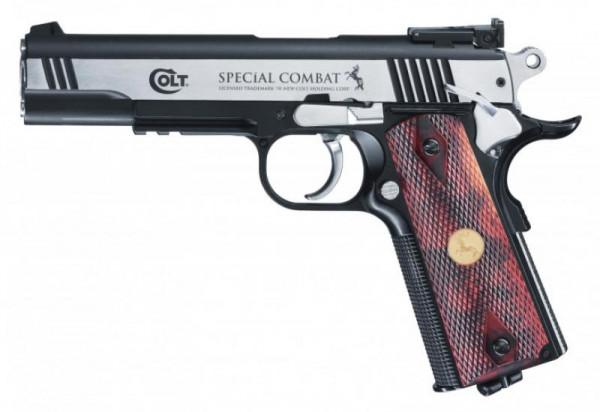 COLT - Special Combat Classic BB 4,5mm - 20 Schuß - 3,5J