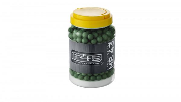 UMAREX - T4E MB 43 Markingballs grün .42 -2x250Stk-grüne Farbkugeln