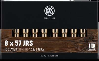 RWS - 8x57 IRS ID-Classic 12,8/198 20er