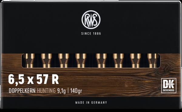 RWS - 6,5x57R DK 9,1/140 20er