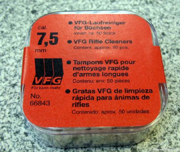 VFG - Laufreiniger 66843-7,5mm 50er