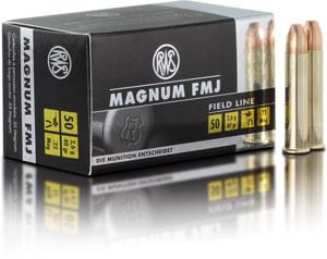 RWS - 22 Magnum VMTL .22WMR - 50er