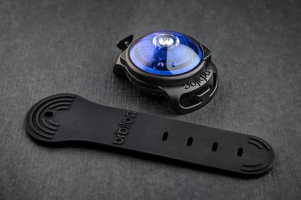 ORBILOC - Dog Dual - Blue