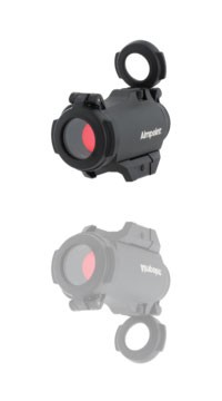 AIMPOINT - Micro H2 ACET Weaver/Picantinn 2MOA = 6cm auf 100m
