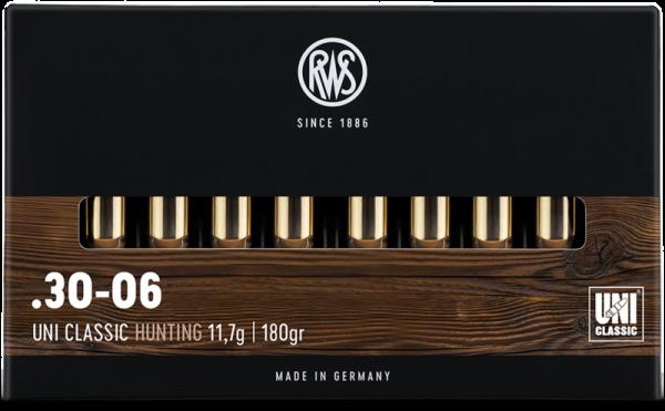 RWS - 30-06 UNI Cla grün 11,7/180 20er *