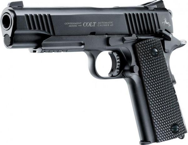 COLT - M45 CQBP A1 brüniert BB 4,5mm - 19Schuß