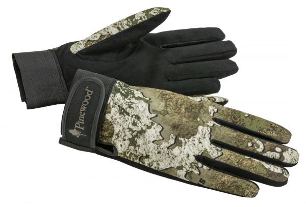 PINEWOOD - Handschuhe Thüringen Camou 976 strata/schwarz