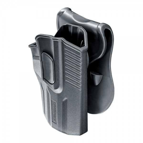 UMAREX - Paddle Holster Polymer für Walther PPQ und P99 für