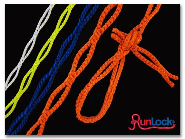 RUNLOCK - Hunting Seil  - Pre-cut No. 8 orange 3,5m