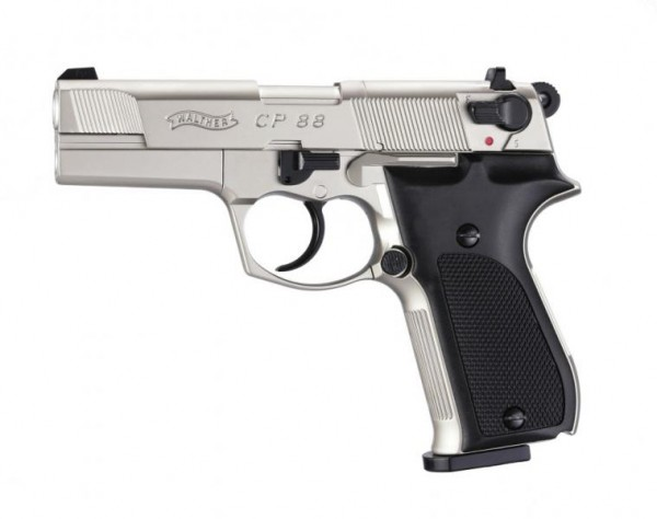 WALTHER - CP88-4'' Nickel 4,5mm