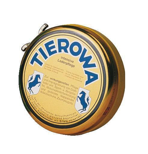 TIEROWA - Lederfett Dose