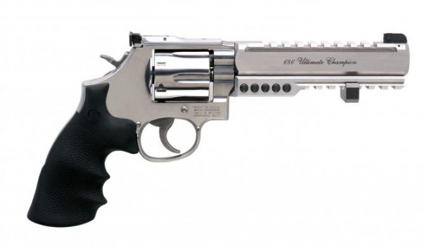 SMITH & WESSON - 686 Ultimate Champion .357Magnum