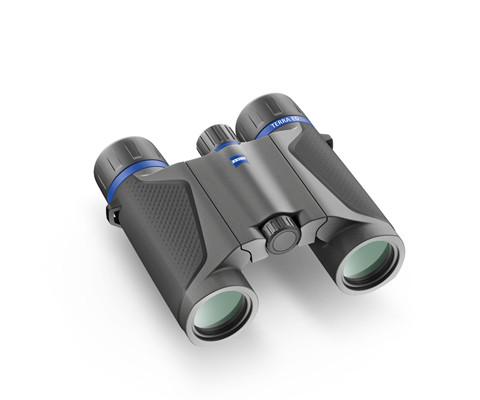 ZEISS - TERRA ED Pocket 10x25 grau/schwarz