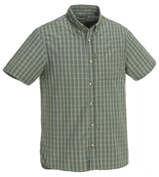 PINEWOOD - Sommerhemd grün (404-2021)