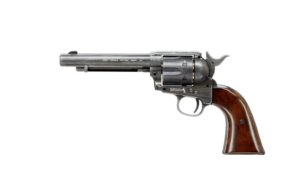 COLT - SAA 45-5,5'' Revolver antik BB 4,5mm - 6 shots