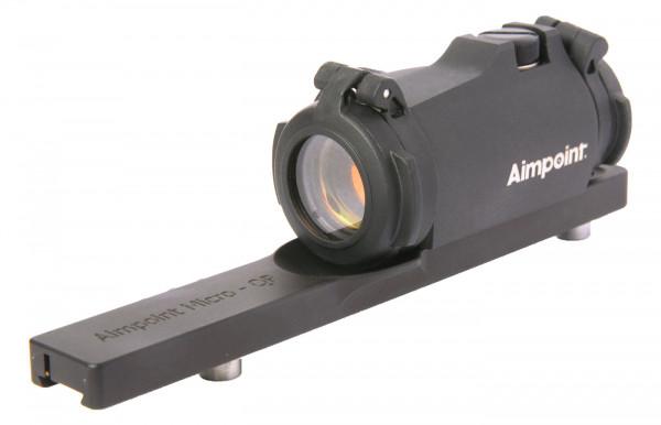 AIMPOINT - Micro H2 Leupold QR 2MOA = 6cm auf 100m*