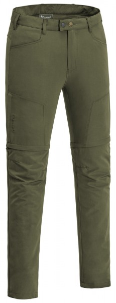 PINEWOOD - Namibia Travel Zip-Off Hose 100-green
