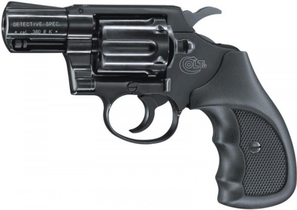 COLT - Detective Special blue 9mm R.K.