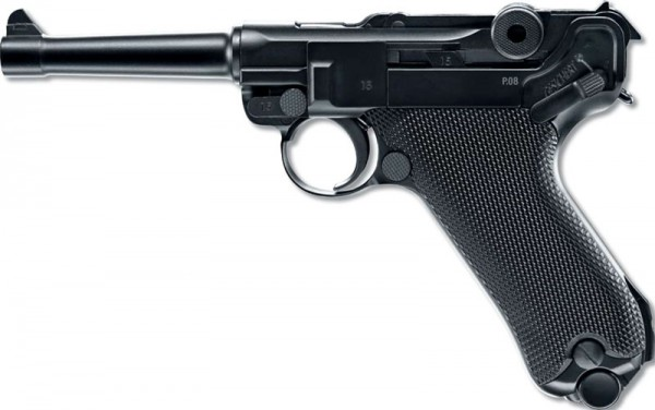 UMAREX - P08 Legends CO2-blowback BB4,5mm - 20Stück