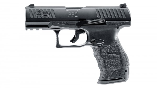 WALTHER - T4E PPQ M2 Black Co2 .43 < 7,5 Joule
