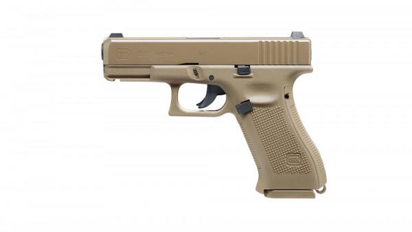 GLOCK - 19X FDE non-blowback BB 4,5mm - 19schüssig