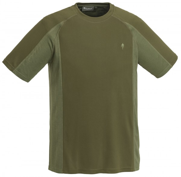 PINEWOOD - T-Shirt FUNCTION h.olive - 713